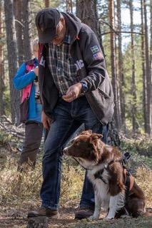 bild på Ferrie och Bengt Neteborn